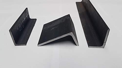 Winkelstahl Winkeleisen Winkelprofil Winkel 50x30x5-200x100x10mm - S235JR EN 10056 - L = 500-2000mm (100x50x6-1000 mm)