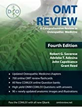 OMT Review: A Comprehensive Review in Osteopathic Medicine PDF