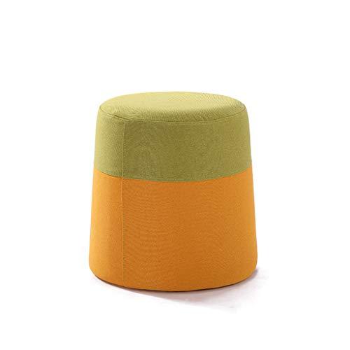 CKH Kruk, laag, hout, massief hout, stof, katoen, stof, salontafel, kruk, woonkamer, wisselbaar, bankcreatief bankje, kleur kruk
