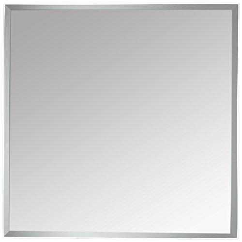 Sandra Rich Spiegelplatte, quadratisch, (LxBxH) 25x 25x 0,5 cm