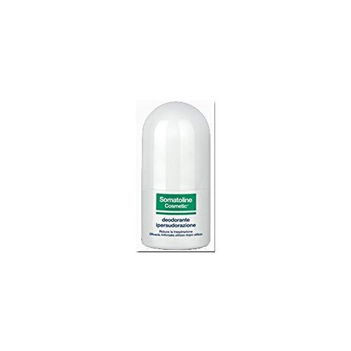 Somatoline Cosmética Desodorante Sudoración Reduce La Transpiración Excesiva Roll-on Paquete Dueto 2x30ml