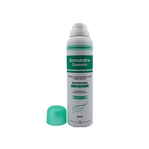 Somatoline Deodorante Spray Pelli Sensibili, 150ml