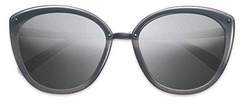 Brendel - Gafas de sol - para mujer gris gris