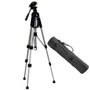 sony lightweight tripods Lightweight 57-inch Professional Camera Tripod For Sony Alpha A99, A3000, A5000, A6000, A6300, SLT-A33, A35, A55, A58, A65, A7, A7R, A77, A77II, DSLR330L, NEX-3N, NEX-5T, NEX-6, NEX-7K, NEX-F3 Cameras