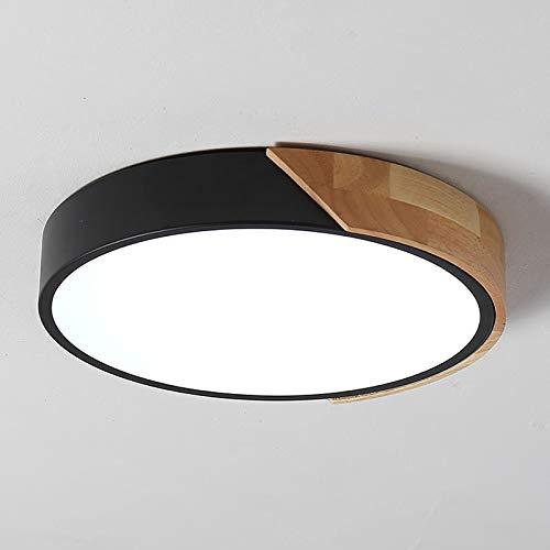 TWGDH Moderna lámpara de Techo LED de luz de la Sala de Estar del Accesorio de iluminación Dormitorio Cocina de Superficie de Las Luces de Montaje en Techo