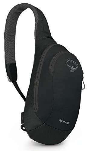 Osprey Daylite Shoulder Sling Pack, Black, One Size