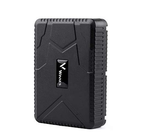 Localizador portátil con imán antirrobo Satélite Tracker GPS gsm Power TK915