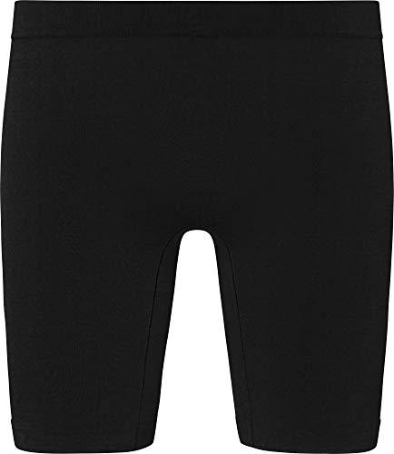 Jockey Damen-Schlüpfer, lang Skimmies schwarz Größe XL