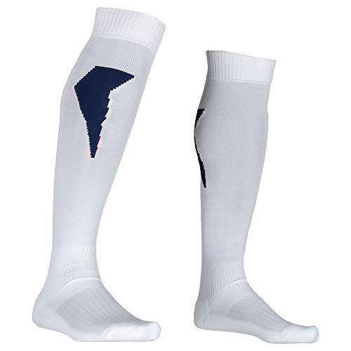 American Sports American Football Socken Knielang, Football Socks Thunder - weiß/Navy