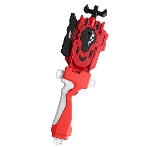 KESOTO Spinning Top Launcher Lanzador de Cuerda de Doble Dirección Accesorios de Juego de Gyro