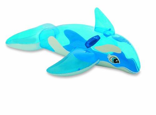 Intex aufblasbares Schwimmtier Wal für Pool Planschbecken Strand