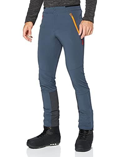 Salewa LAGORAI Dst M Pnt, Pantaloni da Sci Alpinismo Uomo, Blu (Ombre Blue), 52/XL