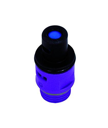 GLORIA Klick&Go Refill Ersatzkartusche violett | Zubehör für Klick&Go Komplettsystem | Leerkartusche mit Dosierkopf