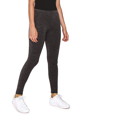 American Apparel Damen Winter-Leggings (M) (Anthrazit)