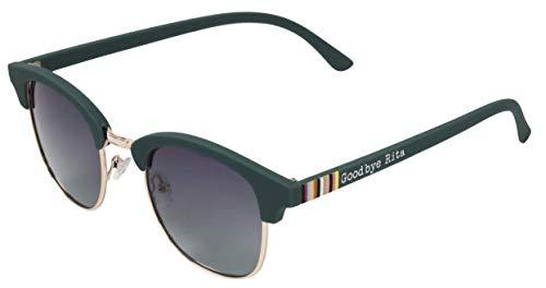 Goodbye, Rita. Gafas de sol Montura al aire - Color Verde - Lente Ahumada - Modelo LCY