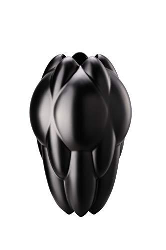 Rosenthal Studio + Selection - Vase Core - Schwarz matt - Porzellan - 25 cm