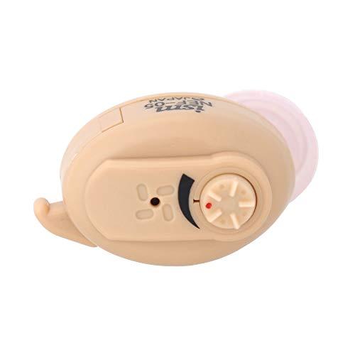 ニコン・エシロール 耳あな型補聴器 【イヤファッション】NEF-05 【非課税】 軽度難聴用補聴器