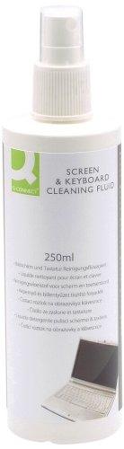 Q-Connect KF04502A Edv-Reinigungsmittel Reinigungsspray 250ml