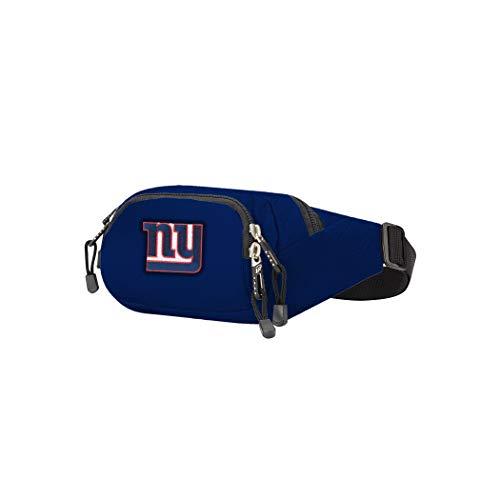 Sac de Ceinture sous Licence Officielle NFL Cross-Country Taille Unique, Mixte, C11NFL/PC440/0081/RTL, Bleu, 13\