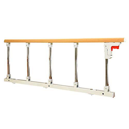 Barra lateral de seguridad de la cama plegable Guardia lateral para personas...