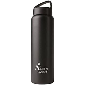 Laken Classic Botella T/érmica Acero Inoxidable 18//8 y Doble Pared de Vac/ío Unisex adulto Amarillo 750 ml