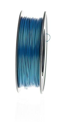 3dk.berlin - PLA-Filament - Grünblau Metallic - PL50354-320g, 1,75mm
