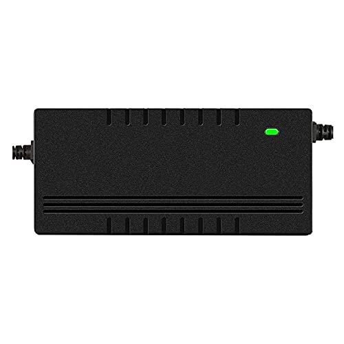 MXDJ Caricabatteria per Scooter Elettrica agli Ioni di Litio 29,4V 5A, Caricabatteria al Litio per Bici Elettrica 24V per Caricabatteria per Bici Elettrica (Color : 5A, Size : E)