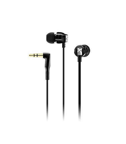 Sennheiser CX 3.00 Black In-Ear Headphone (Discontinued by Manufacturer)