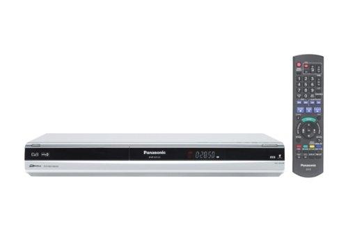 Panasonic DMR EX 72 SEG DVD- und Festplatten-Rekorder 160 GB (HDMI, USB 2.0) mit integriertem DVB-S Tuner (CI-Slot) silber