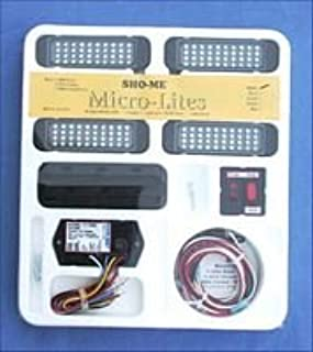 A'BLE Sho-Me Micro-Lite LED 4-Light Kit - White