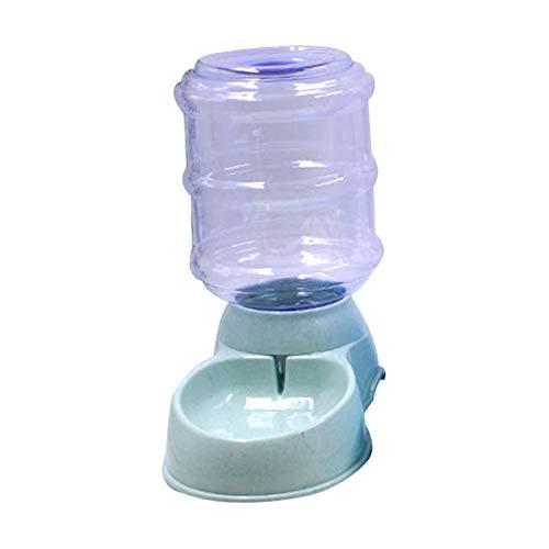 Dispensador automático do alimento da água do animal de estimação 3.8L capacidade grande Auto-Dispensando o alimentador do animal de estimação da gravidade Leite de alimentação do cão do gato de