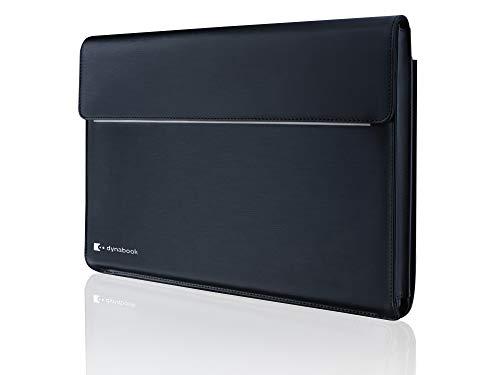 Dynabook 14 Zoll Laptop-Hülle für X-Series 13,3 Zoll Portégé & 14 Zoll Tecra Laptops. Sicher mit Tasche für All Ihr Zubehör. Kompatibel mit den meisten 14 Zoll Macbooks, Tablets & iPads.