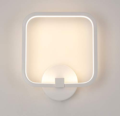 Aluminium kunstverlichting Natuurlijk licht 4500k Persoonlijkheid kunst LED wandlamp gangpad gang wandlamp industrieel wandlamp creatieve woonkamer slaapkamer nachtkastje verlichting, 12w.