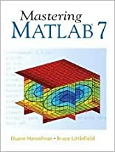 Mastering MATLAB 7 1st (first) edition Text Only