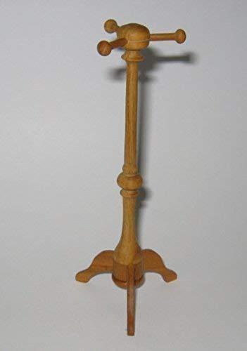 Liebe Holzspielzeug Liebe 46024 HANDARBEIT Garderobenständer Kirsche Puppenhaus