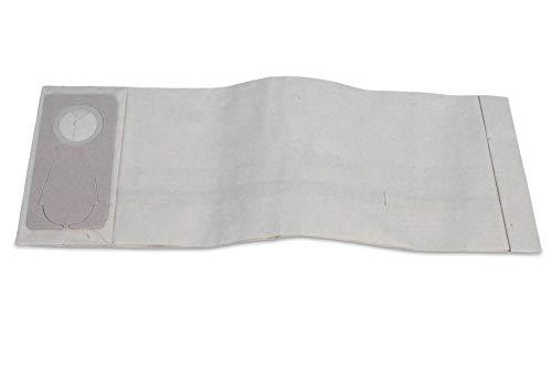 10 hochwertige Staubsaugerbeutel passend für Nilfisk GU-350, GU-450, Lindhaus RX4, Taski Tapitronik -Made in Germany- Mehrlagig