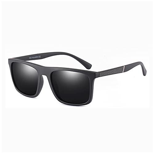 MIAOYO Diseño De Marca Lujo Polarizadas Gafas De Sol,Gafas para El Hombre Mujeres Moda Retro Señoras Verano Conducción Deportes Gafas De Sol,A