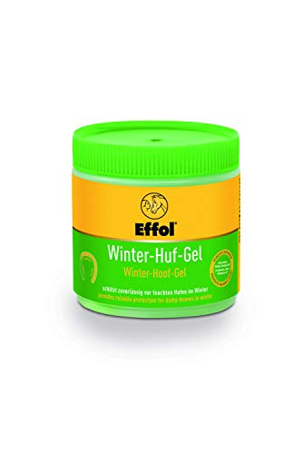 Effol 11437600 Winter-Huf-Gel, 500 ml, grün