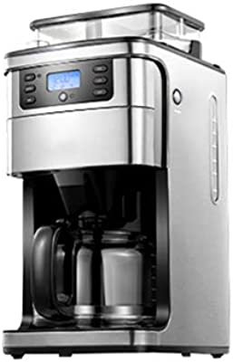 Coffee Machine Home Fully Automatic Grinding Of A Small Office Drip Brewing Tea Maker Pot
