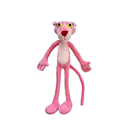 Alanera Pink Panther Plush Toy Cartoon Panther Stuffed Toy Panther (21 inch)