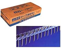 テープ連結ビス ムラタ MTB-4×25 ディスゴ・2条ネジ 1000本×4箱