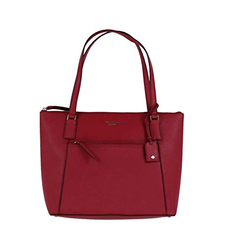 Kate Spade New York Cameron Pocket Tote Purse (Rosso)