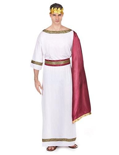 Déguisement empereur Grec homme - Taille Unique