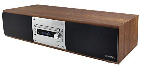 Soundmaster DAB1000 DAB+ und UKW Musikcenter mit CD und Bluetooth