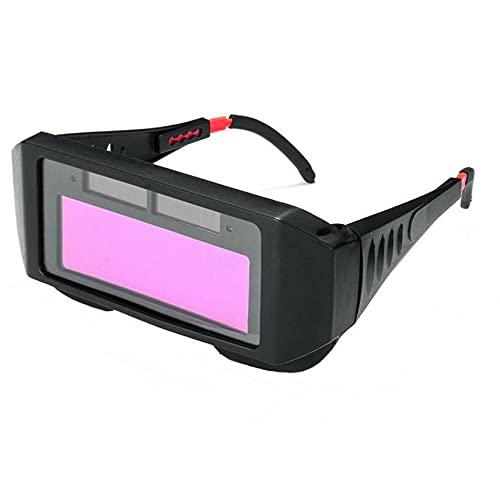 リタプロショップR 溶接メガネ 自動変光 遮光 保護 サングラス ゴーグル 眼鏡 アーク溶接