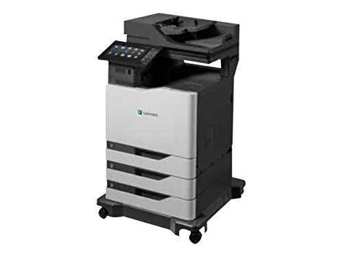 Read About Lexmark CX860DTE Color Laser Multifuntion Printer (42K0071)