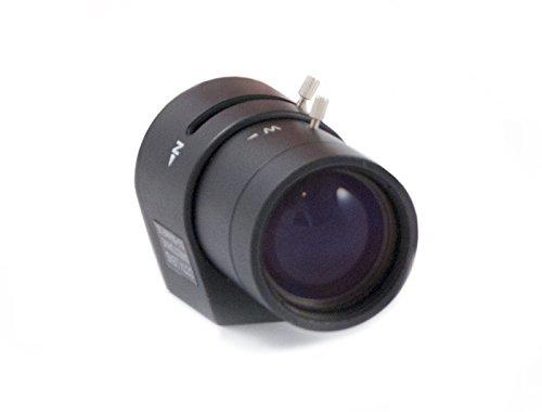UNIVERSAL CCTV CAMERA CS MOUNT VARIFOCAL AUTO IRIS LENS 5-50MM VOOR SAMSUNG BOSCH HIKVISION ETC