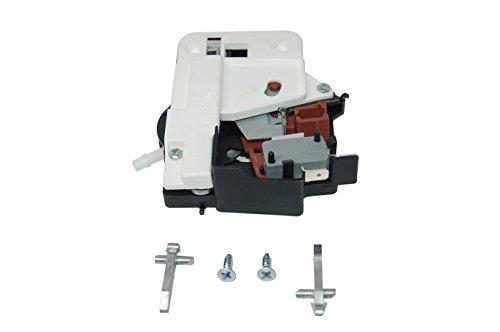 Creda C00199113 - Accesorio para lavadora/puertas/Electra Hotpoint lavadora interruptor de cierre de...