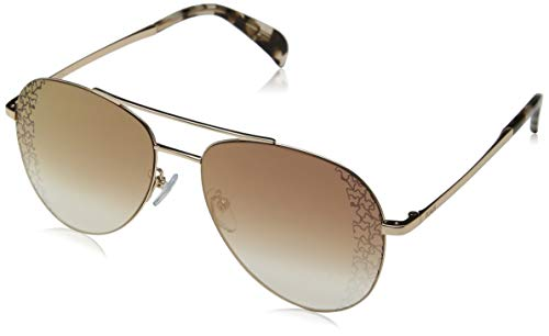 TOUS STO361-578FCG Gafas, Rosado, 57/16/140 para Mujer