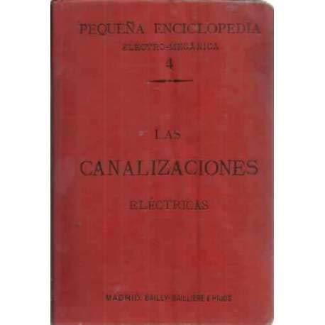 LAS CANALIZACIONES ELÉCTRICAS